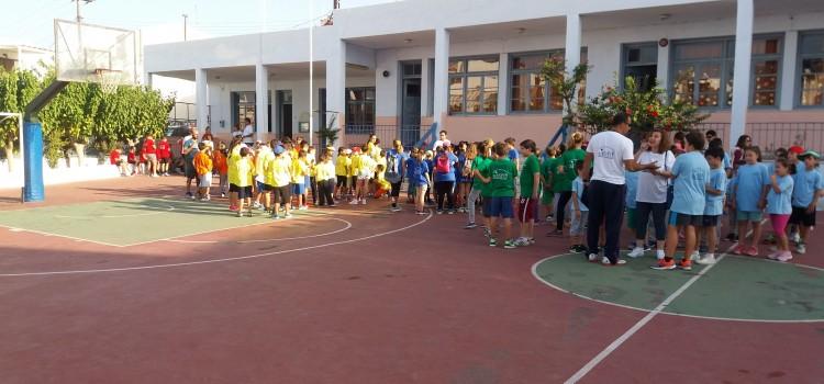 3η Πανελλήνια Ημέρα Σχολικού Αθλητισμού!