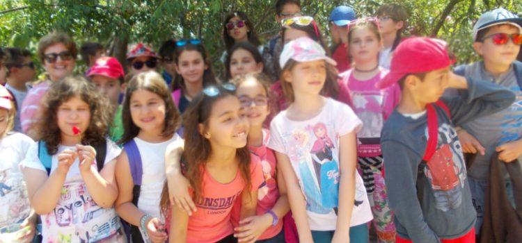 Εκπαιδευτική επίσκεψη στο ΚΠΕ Κορθίου  Άνδρου