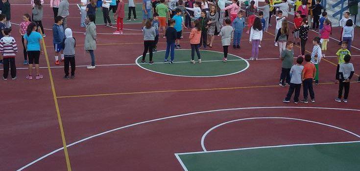 Αθλούμαι, χαράΖΩ το μέλλον: 4η πανελλήνια ημέρα σχολικού αθλητισμού!