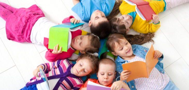2 Απριλίου, Παγκόσμια Ημέρα Παιδικού Βιβλίου