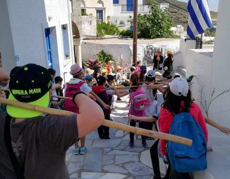 Εκπαιδευτική επίσκεψη στο Tinos Food Paths!