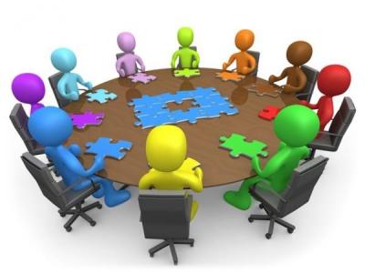 Συνάντηση του Δ.Σ. του Συλλόγου Γονέων κ' Κηδεμόνων και του Συλλόγου Διδασκόντων του Σχολείου.