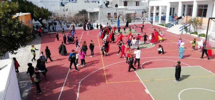 Τσικνοπέμπτη στο σχολείο μας!