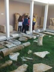 Επίσκεψη στο Αρχαιολογικό Μουσείο Τήνου!