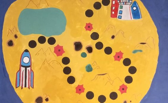 Εκπαιδευτικό Πρόγραμμα για το Διάστημα για τα παιδιά της Ε' Δημοτικού